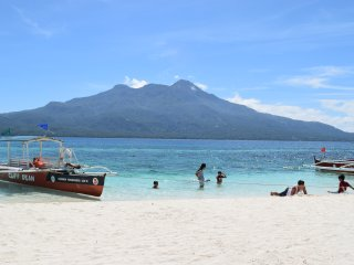 Private Home for Large Groups in Camiguin