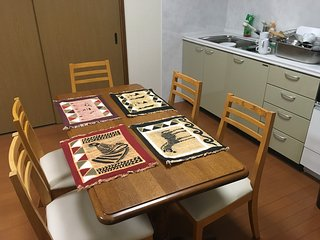 Apartment in Central Takayama, max 8 people