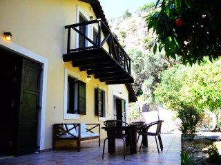 La Jolla Style Residence in Crete