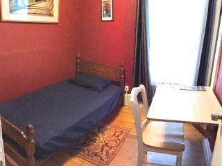 Furnished small room near Harvard MIT Boston University (Red room)