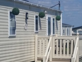 Fantastic Fun at Bunn , Selsey Bunn leisure 6 berth Free WiFi
