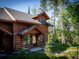 3 Bedroom Semi-detached Log cabin