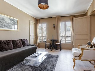 Turenne Cosy  apartment in 03ème - Temple - Le Marais with WiFi.