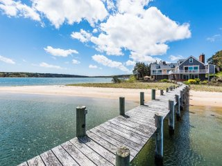 HODGE - Stunning Waterfront Home on the Lagoon, Complete Renovation and