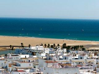 Apartamento Conil 4 plazas cerca de la playa TRI1-B