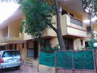 Homely 2-BR bungalow, close to Karla Caves