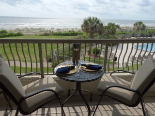 Oceanfront Heavenly Getaway Resort At Sandcastles Villa Amelia Island Plantation