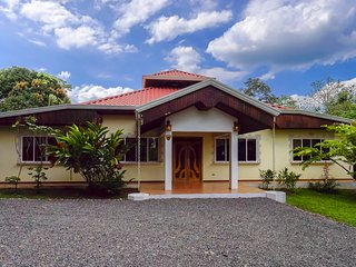 Fortuna's Best - The Arenal Emerald Estate - Low Season Rates Available!