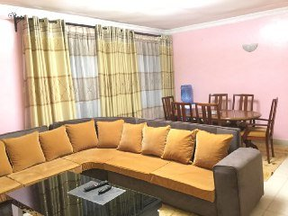 Pumzika Place II - Joy House 4br apartment near JKIA on 4th Flr, casa vacanza a Nairobi Region