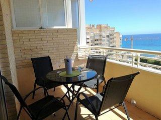 Magnifico apartamento con increibles vistas al mar
