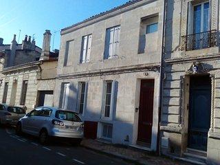 Maison pierre centre ville BORDEAUX 3 pièces
