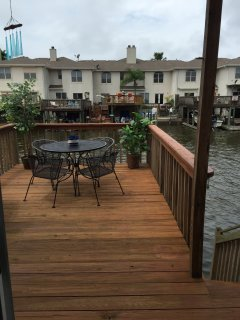 Gun Cay 402 Condo 3Br/3Ba Waterfront, Fish from the Deck / Close to the Beach