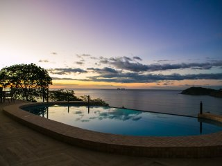 Breathtaking Ocean View House, Casa Cielo de Flamingo, Playa Flamingo