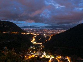La mejor Vista desde Quito