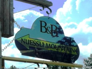 Nuessli Mountain B&B