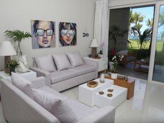 Apartamento en Cabarete con playa privada