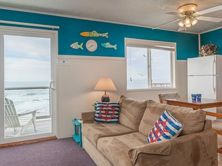 Weatherly - 1 BD, beachfront, kitchen, fireplace