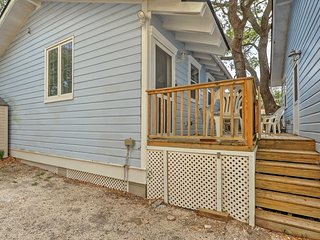 NEW! 1BR on Tybee Island w/Room for 15 on Premises