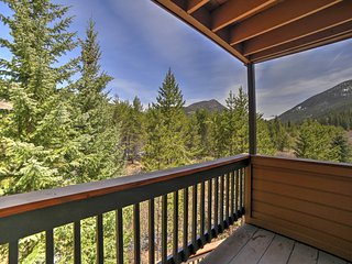 NEW! 3BR Keystone Condo - Walk to the Lifts!