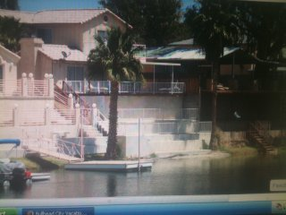 Colorado River Front Vacation Home not condo