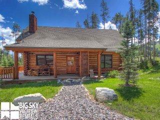 Big Sky Resort | Powder Ridge Cabin 4 Red Cloud