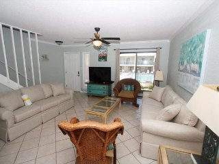 Gulf Winds East #16 Townhome Newly Renovated!   Free Golf & Parasailing!