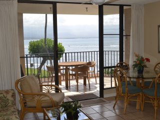 Milowai #204--Tropical Maui Oceanfront Condo