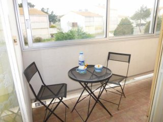 Rental Apartment Saint-Hilaire-de-Riez, 1 bedroom, 4 persons