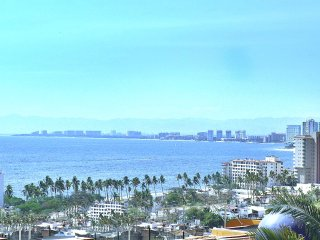 Ocean Views, Pacific Breezes And City Lights. Vallarta's Big Secret