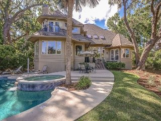 4 Beach Lagoon Road - GORGEOUS 6 bedroom home in Sea Pines