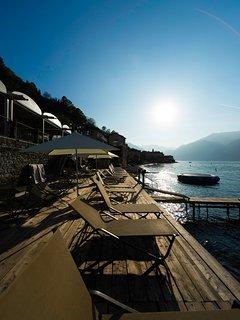 Hotel Sundeck in Lezzeno