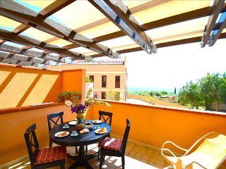 Blu - Apartment with parking place near the beach and Taormina