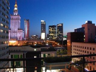 Warsaw Central Zgoda Apartment