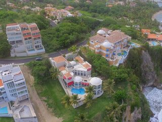 PALMAS UNDAMAGED!!! Private Beach, Luxury Ocean Front Resort Home, Available