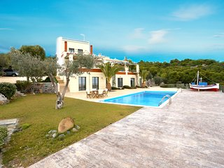Aegina Aphaia Villas I & II with private pool near the sea & Agia Marina village