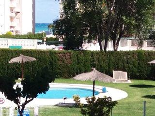 Precioso piso de 3 dormitorios, 2 baños en Urbanización completa frente al mar, Campello