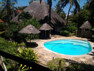 1 bedroom beach cottages, Diani Beach