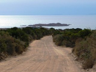 Wild Sardinia - Ocean View Apartment For 2 Guests, Isola Rossa