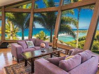 Travelers Paradise Estate w/ Amazing Ocean View, Kilauea