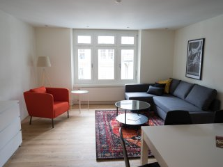 Rigi I - Lucerne City Center Apartment - WiFi & Laundry