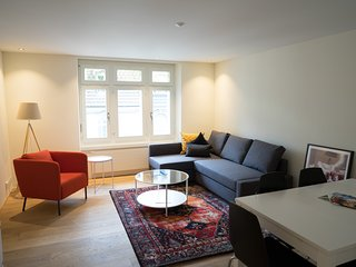 Rigi II - Lucerne City Center Apartment - WiFi & Laundry