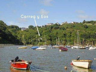 Carreg yr Eos (Nightingales Rock)