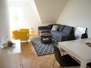 Engelberg I - Lucerne City Center Apartment - WiFi & Laundry