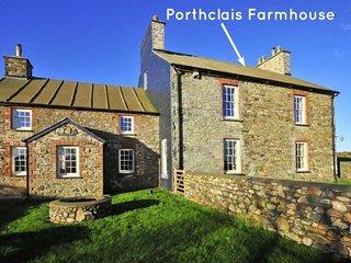 Porthclais Farmhouse