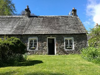 North Cottage next to Loch Lomond &Luss
