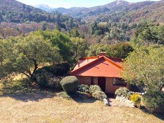 Cabañas Terrazas del Venado en La Cumbre, Córdoba 5 cabañas para 4 personas