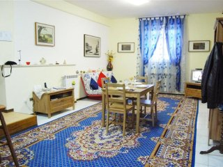 Scala Righetto apartment in Trastevere with WiFi & lift.
