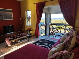 Self Catering Apartment with excellent sea views