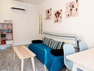 Apartamento cerca de la playa y de Barcelona