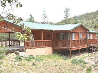 New Mexico Mountain Pines Cabin - Cabin
